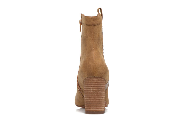 Bottines et boots Esprit Flora Bootie Marron vue droite