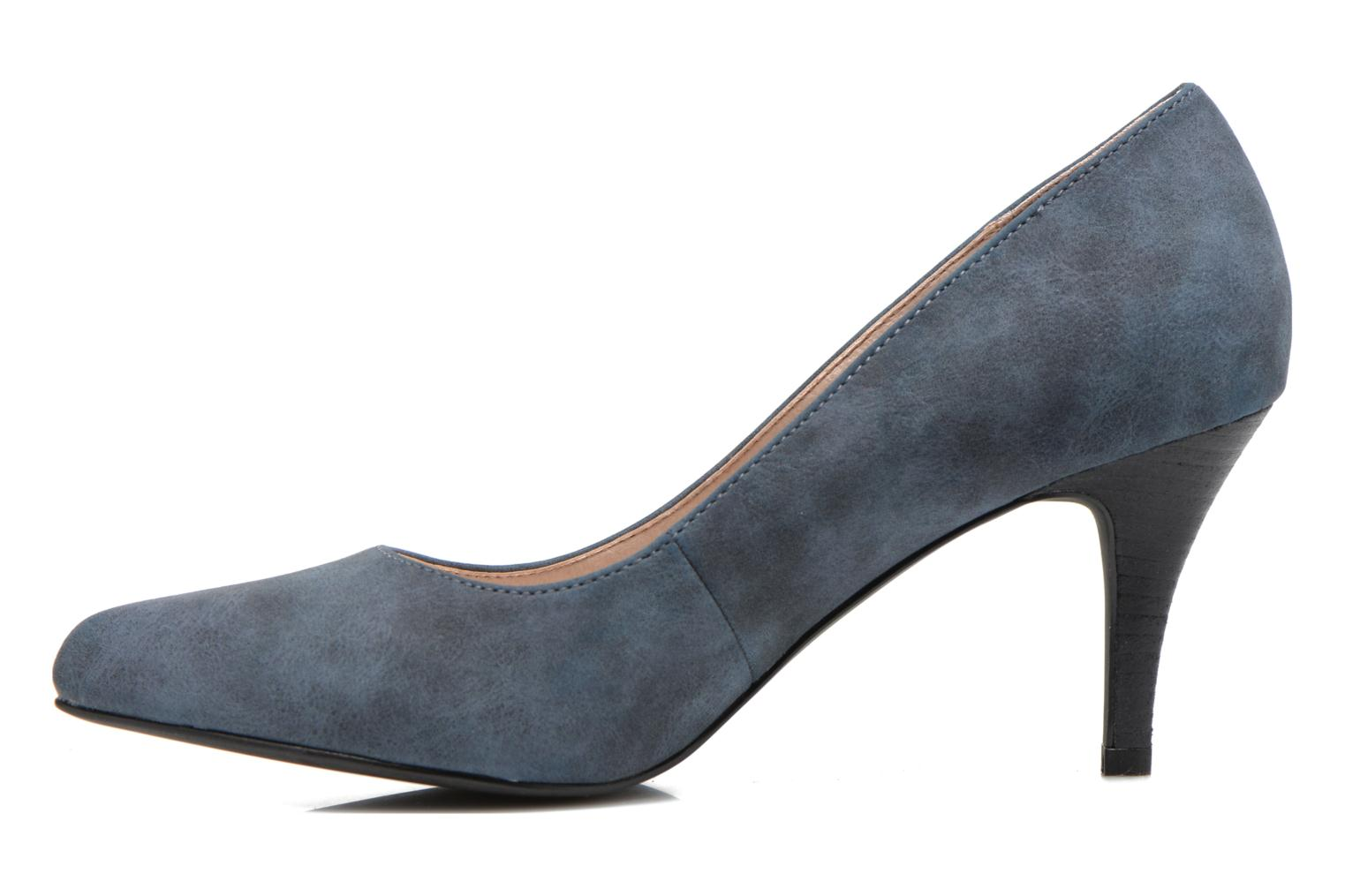 High heels Esprit Rossy Pump Blue front view