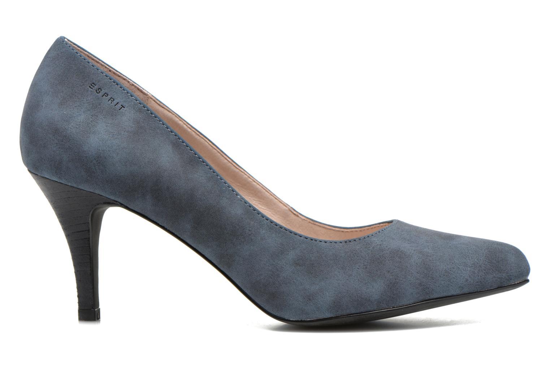 Zapatos de tacón Esprit Rossy Pump Azul vistra trasera