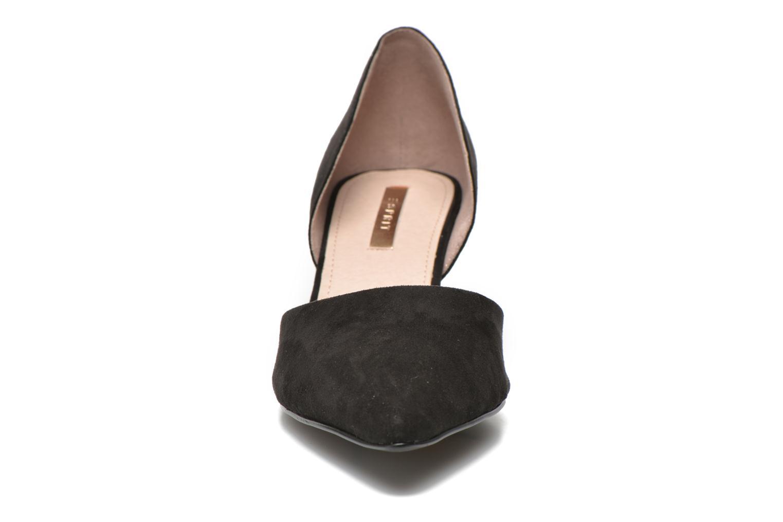 Escarpins Esprit Michelle OS Noir vue portées chaussures
