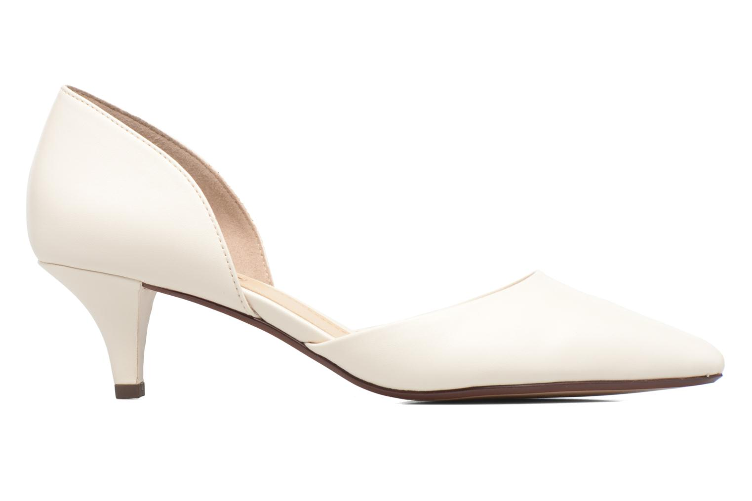 High heels Esprit Michelle OS White back view