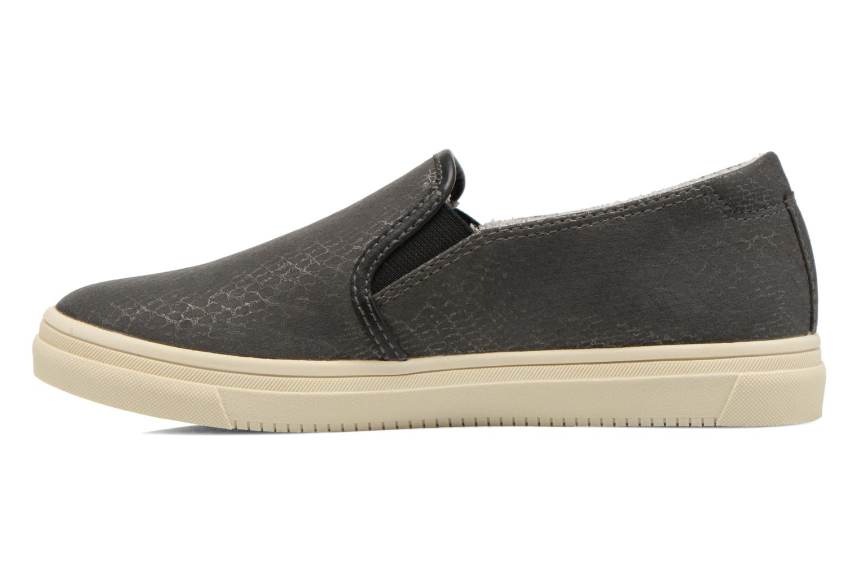 Sneakers Esprit Yendis Slip on 009 Zwart voorkant