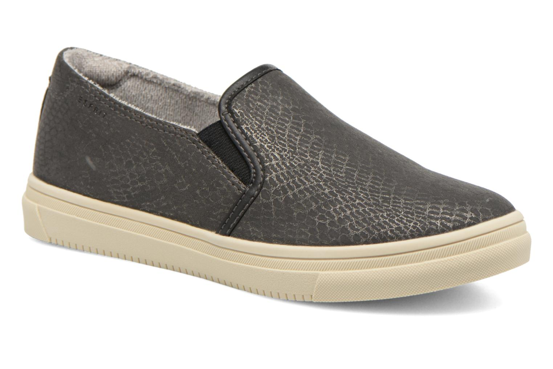 Sneakers Esprit Yendis Slip on 009 Zwart detail