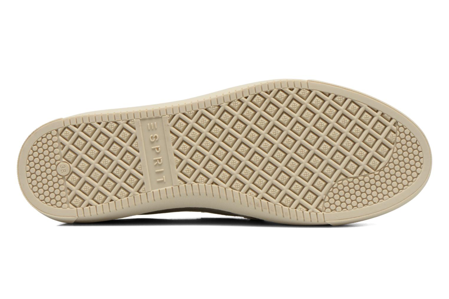 Trainers Esprit Yendis Slip on 009 Beige view from above