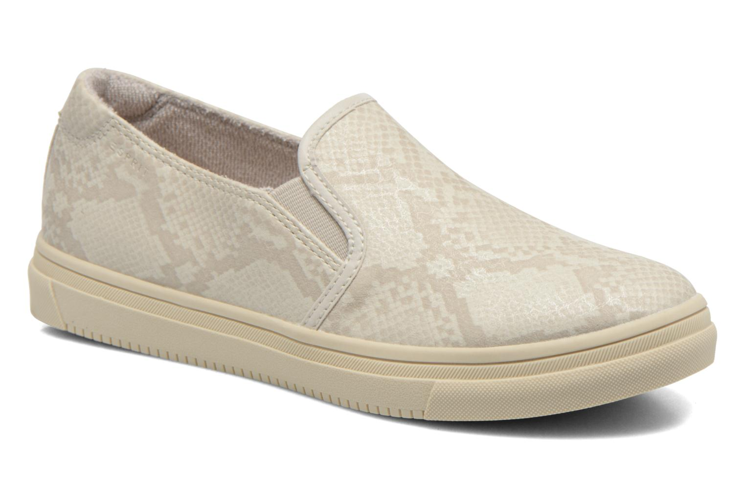 Trainers Esprit Yendis Slip on 009 Beige detailed view/ Pair view