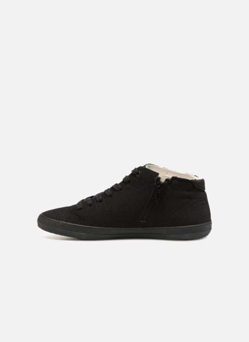 Baskets Esprit Miana Lace Up Noir vue face