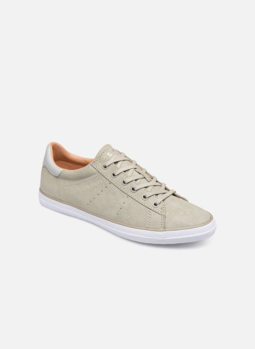 Trainers Esprit Miana Lace Up Grey detailed view/ Pair view