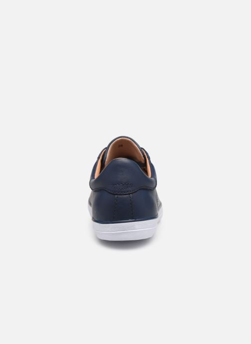 Trainers Esprit Miana Lace Up Blue view from the right