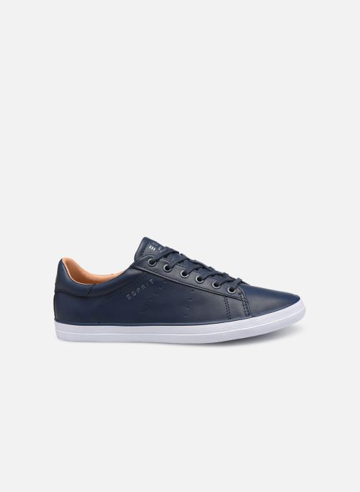 Trainers Esprit Miana Lace Up Blue back view