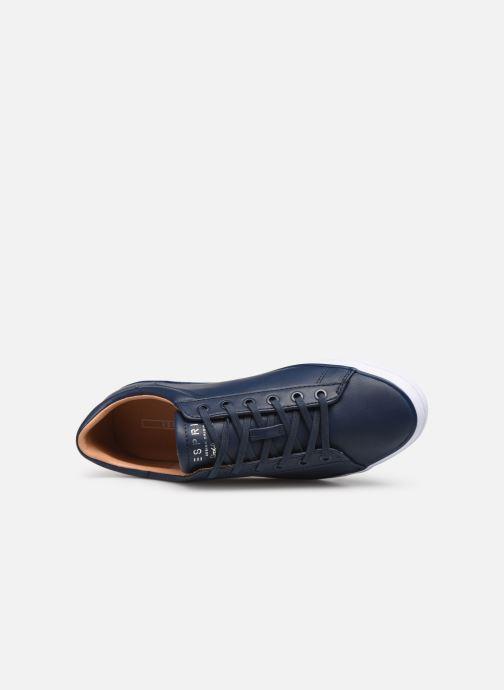 Sneaker Esprit Miana Lace Up blau ansicht von links