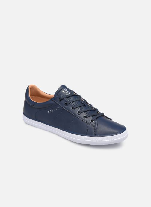 Trainers Esprit Miana Lace Up Blue detailed view/ Pair view