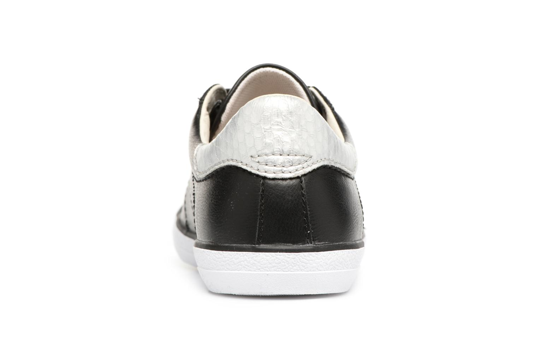 Sneakers Esprit Miana Lace Up Sort Se fra højre