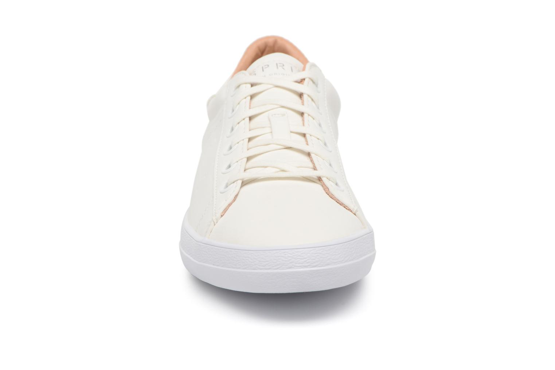 Sneakers Esprit Miana Lace Up Hvid se skoene på