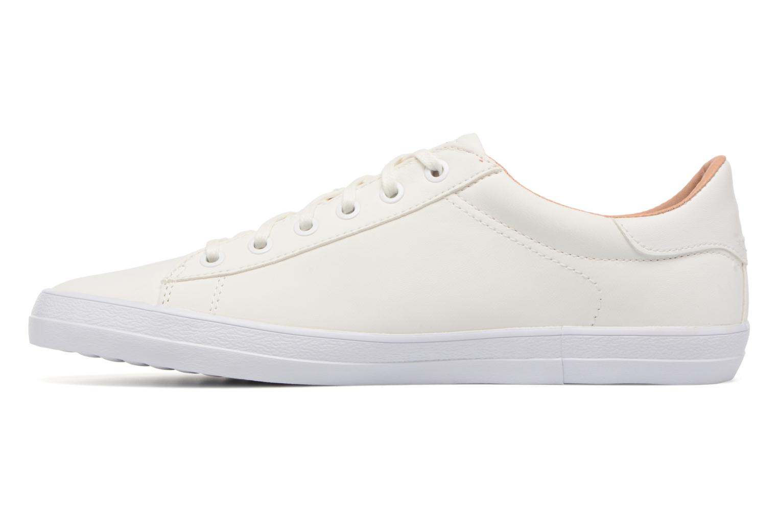Sneakers Esprit Miana Lace Up Hvid se forfra