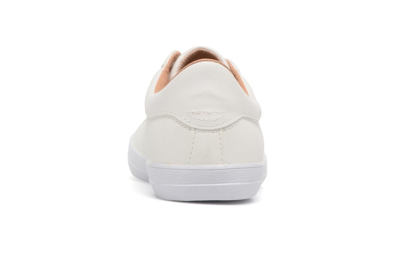 Sneakers Esprit Miana Lace Up Hvid Se fra højre