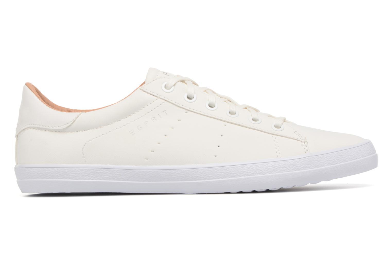 Sneakers Esprit Miana Lace Up Bianco immagine posteriore