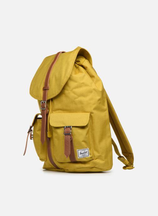 Rucksäcke Herschel Dawson gelb schuhe getragen