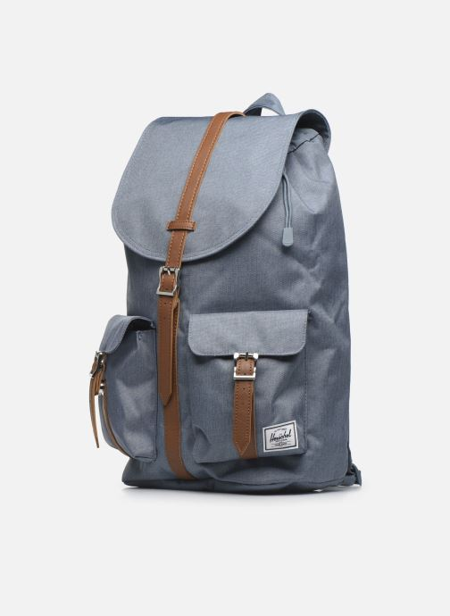 Rucksacks Herschel Dawson Blue model view