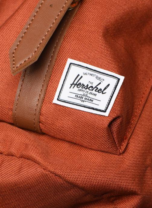 Sacs à dos Herschel Dawson Orange vue gauche