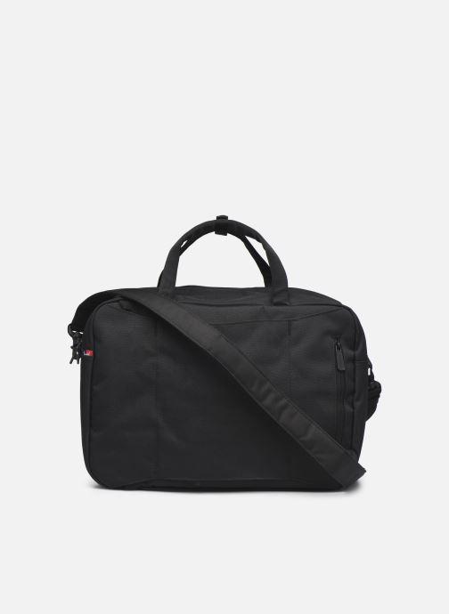 Laptoptaschen Herschel Gibson schwarz ansicht von vorne