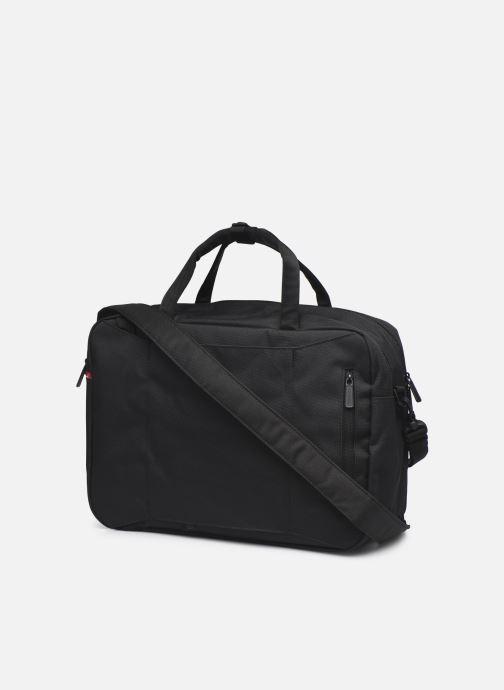 Laptoptaschen Herschel Gibson schwarz ansicht von rechts