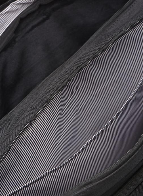 Laptoptaschen Herschel Gibson schwarz ansicht von hinten