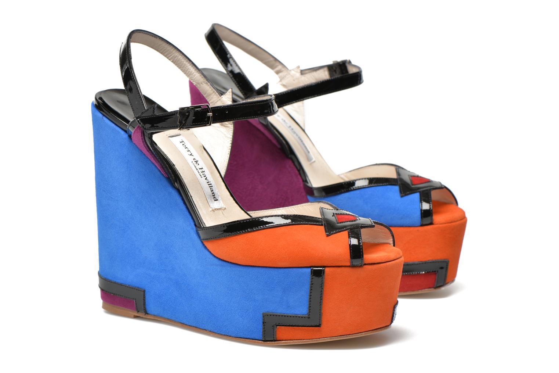 Sandali e scarpe aperte Terry de Havilland JACQUETTA Multicolore immagine 3/4