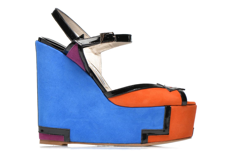 Sandali e scarpe aperte Terry de Havilland JACQUETTA Multicolore immagine posteriore