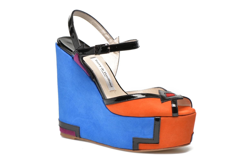 Sandali e scarpe aperte Terry de Havilland JACQUETTA Multicolore vedi dettaglio/paio