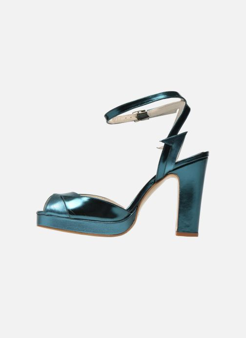 Sandalen Terry de Havilland MARISSA blau ansicht von vorne