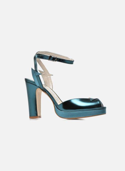 Sandales et nu-pieds Terry de Havilland MARISSA Bleu vue derrière
