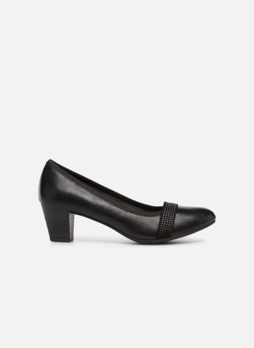 Escarpins Jana shoes Balana Noir vue derrière