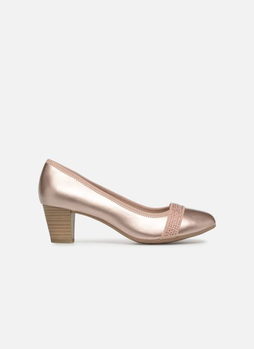 Escarpins Jana shoes Balana Rose vue derrière