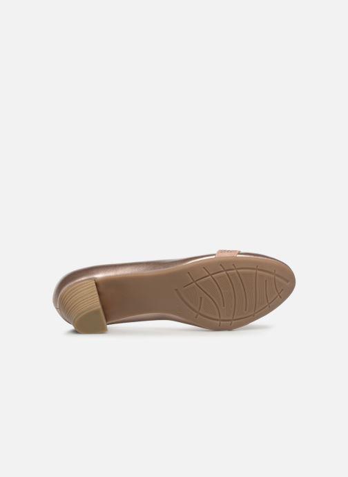 Escarpins Jana shoes Balana Rose vue haut
