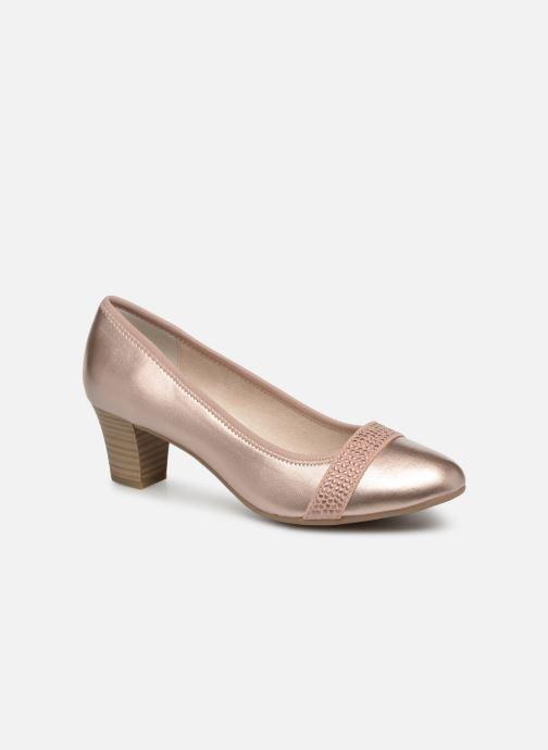 Escarpins Jana shoes Balana Rose vue détail/paire