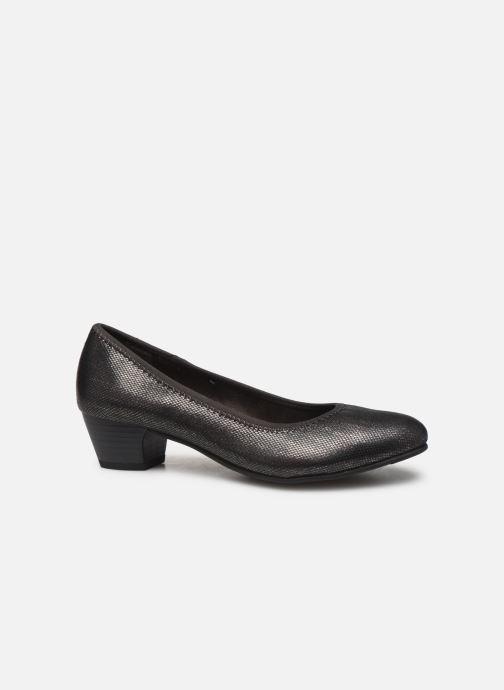 Pumps Jana shoes Danina Grijs achterkant