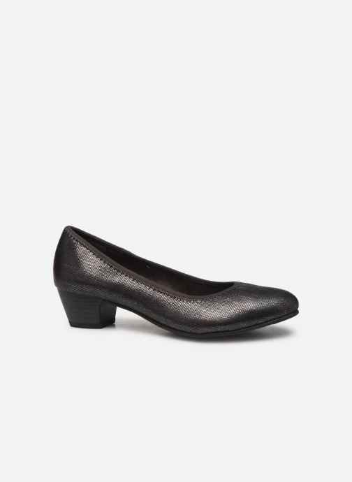 Pumps Jana shoes Danina grau ansicht von hinten