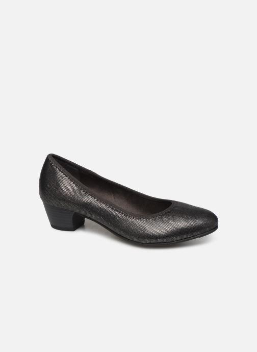 Escarpins Jana shoes Danina Gris vue détail/paire