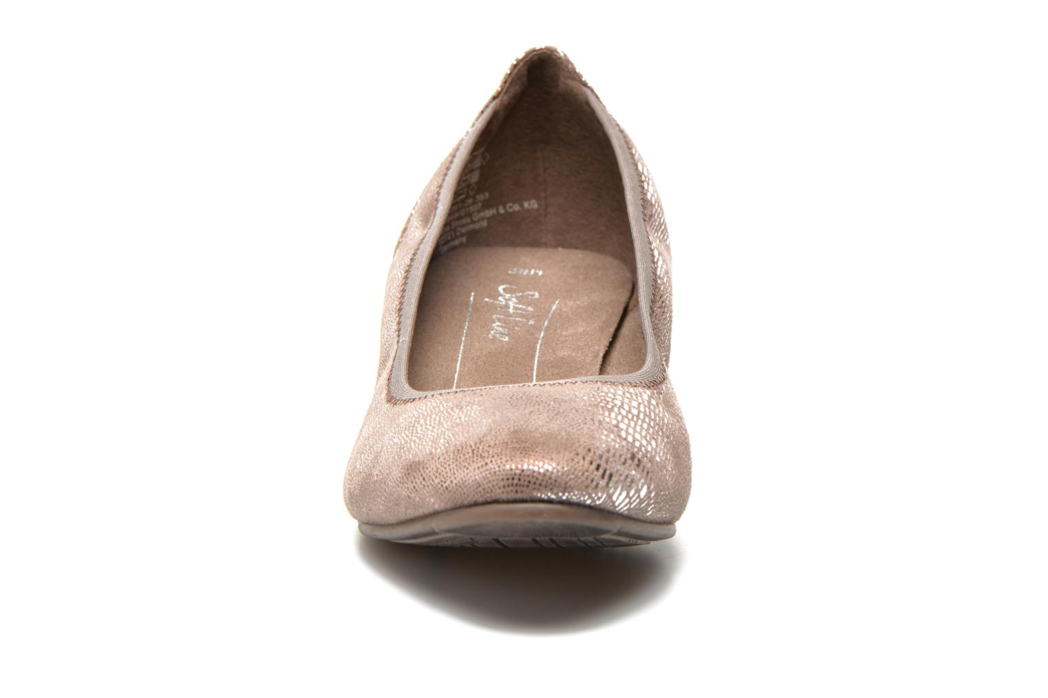 Pumps Jana shoes Danina Beige model
