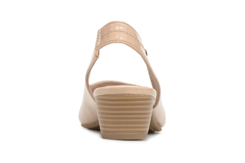 Pumps Jana shoes Orina Beige rechts