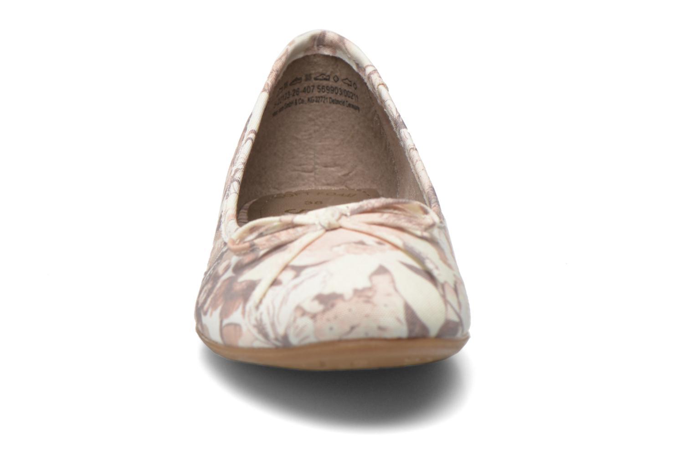 Ballerines S.Oliver Kedy Multicolore vue portées chaussures
