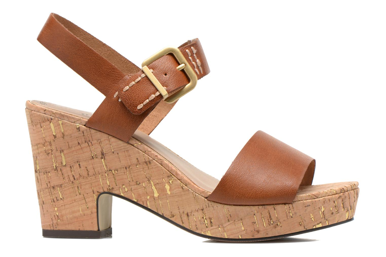 Sandales et nu-pieds S.Oliver Cabuta Marron vue derrière