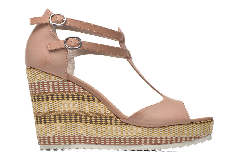 Sandali e scarpe aperte S.Oliver Bomana Rosa immagine posteriore