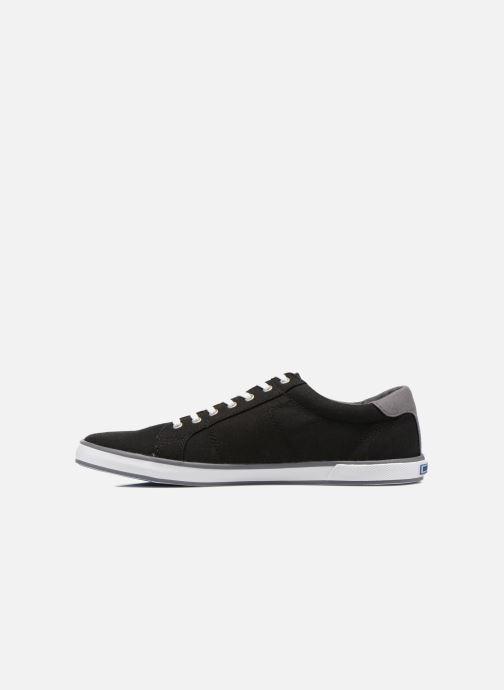 Sneaker Tommy Hilfiger Harlow 1D schwarz ansicht von vorne