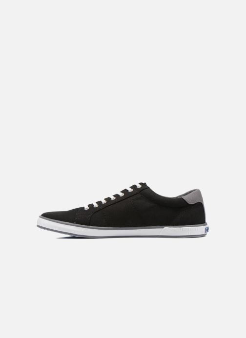 Sneakers Tommy Hilfiger Harlow 1D Nero immagine frontale