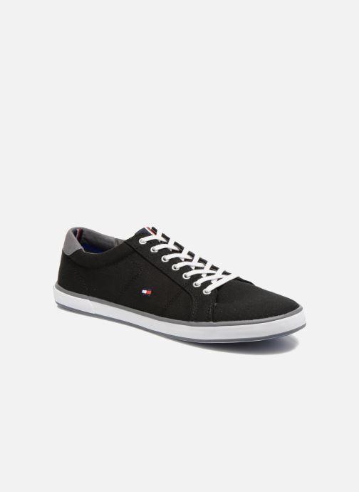 Sneaker Tommy Hilfiger Harlow 1D schwarz detaillierte ansicht/modell