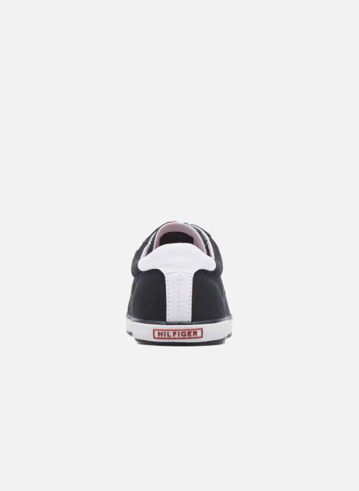 Sneakers Tommy Hilfiger Harlow 1D Blauw rechts