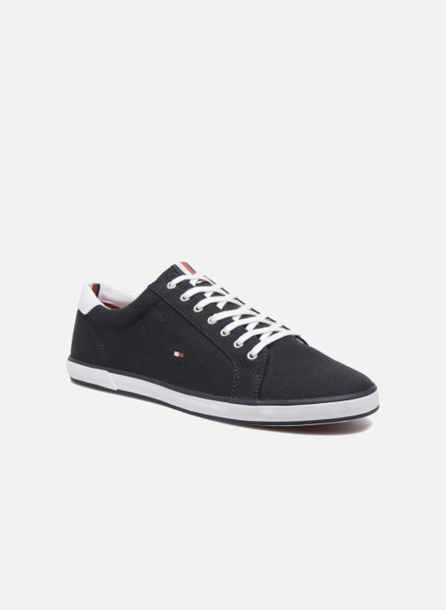 Sneakers Tommy Hilfiger Harlow 1D Blauw detail