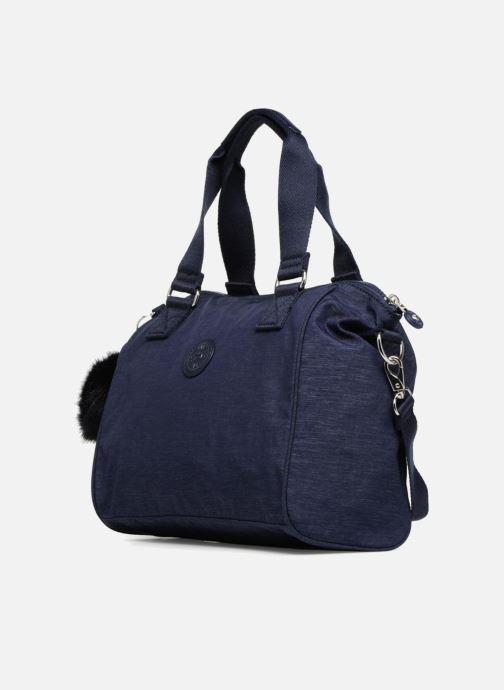 Bolsos de mano Kipling Amiel Azul vista del modelo