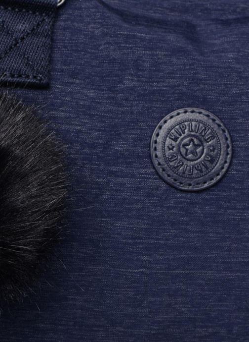 Bolsos de mano Kipling Amiel Azul vista lateral izquierda